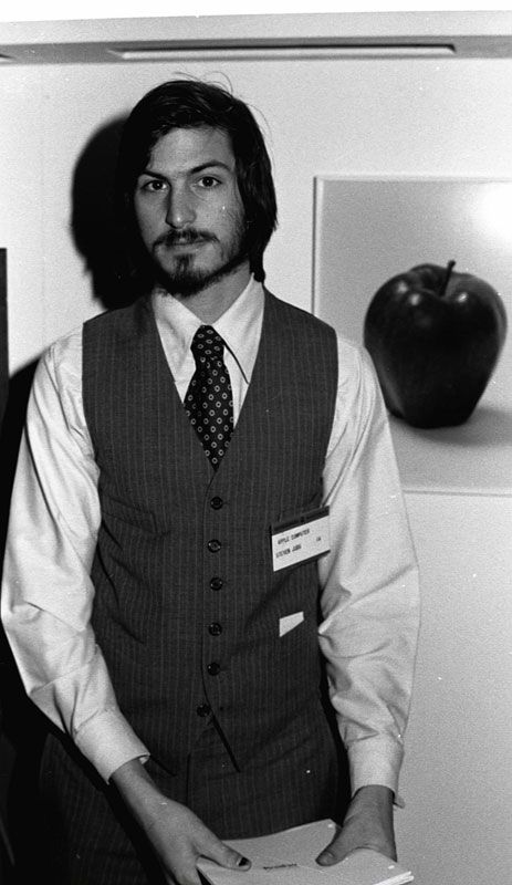 The man who made apple to mean way more than just a fruit.