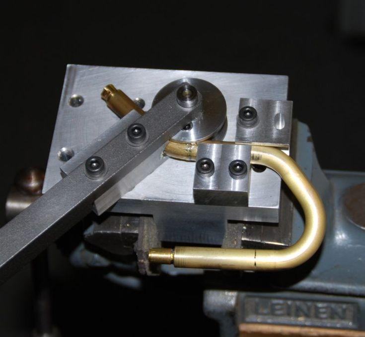 Ein kleiner Viertakter mit Rohrschieber Steuerung