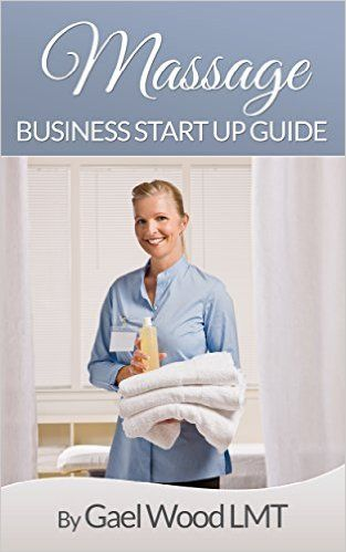 My Business start up guide is now on amazon! If you are thinking about starting a massage business, I know this will help you!