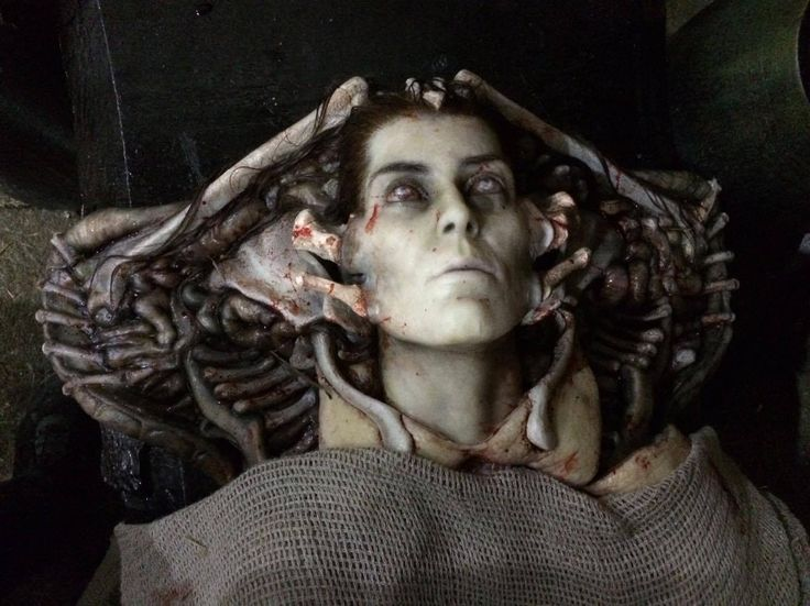 Alien: Covenant set photos leaked and reveal the fate of Dr. Elizabeth Shaw! (SPOILERS) - Alien: Covenant Movie News