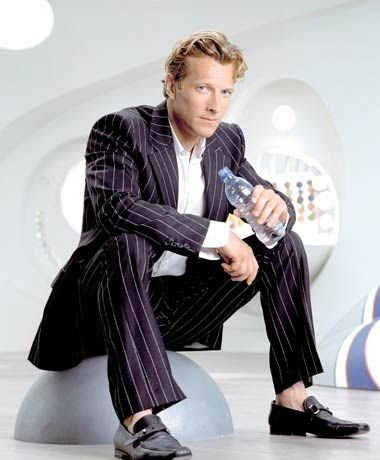 Magnus Scheving, the guy from Lazy Town looks like Andrew Skott on this photo