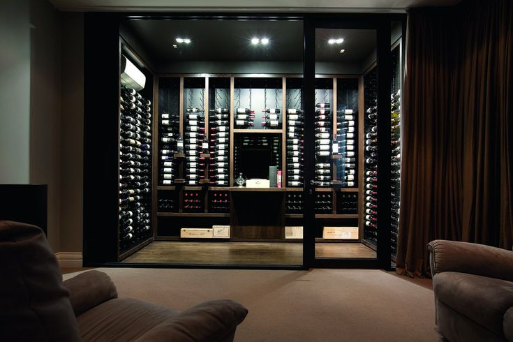 Fabulous wine cellars and wine storage solutions Reference Source – CA Architecture