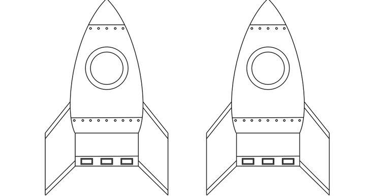 The 25+ Best Rocket Template Ideas On Pinterest