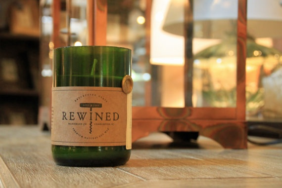 Rewined  NEW  Fall Seasonal  Spiked Cider  by RewinedCandles, $28.00
