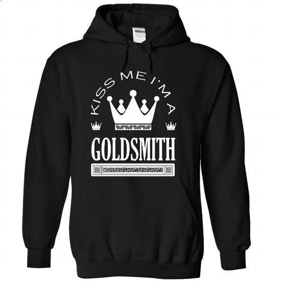 Kiss Me I Am GOLDSMITH Queen Day 2015 #hoodie #Tshirt. MORE INFO => https://www.sunfrog.com/Names/Kiss-Me-I-Am-GOLDSMITH-Queen-Day-2015-limbyghdzc-Black-41577239-Hoodie.html?60505