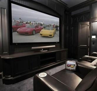Consejos para armar una sala de cine en casa favorite - Sala de cine en casa ...