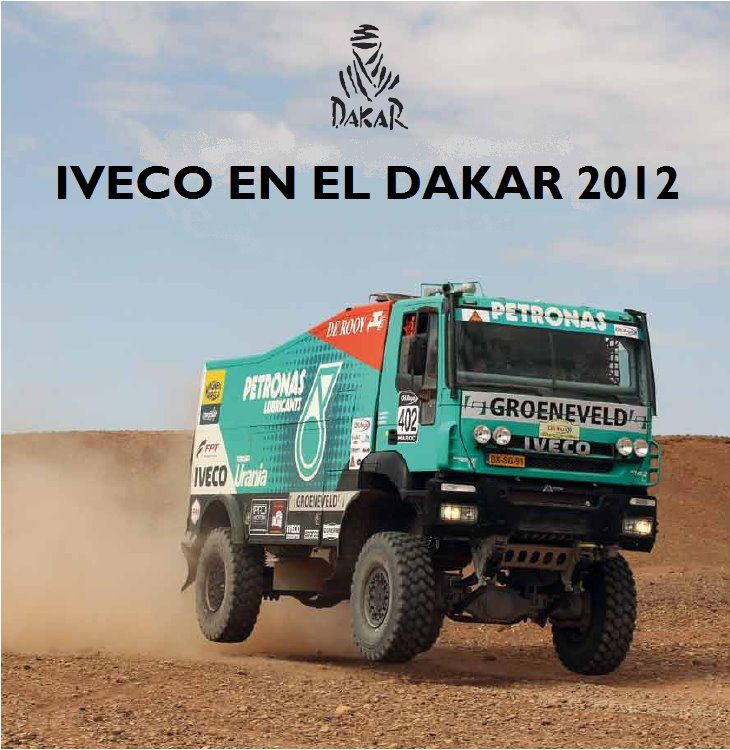 Dakar Rally Trucks