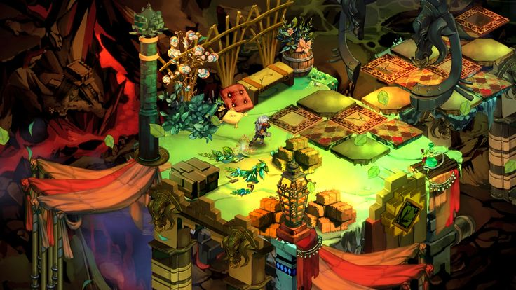 "Bastion, action-RPG ""favorite mobile game of the year""-Forbes http://supergiantgames.com"