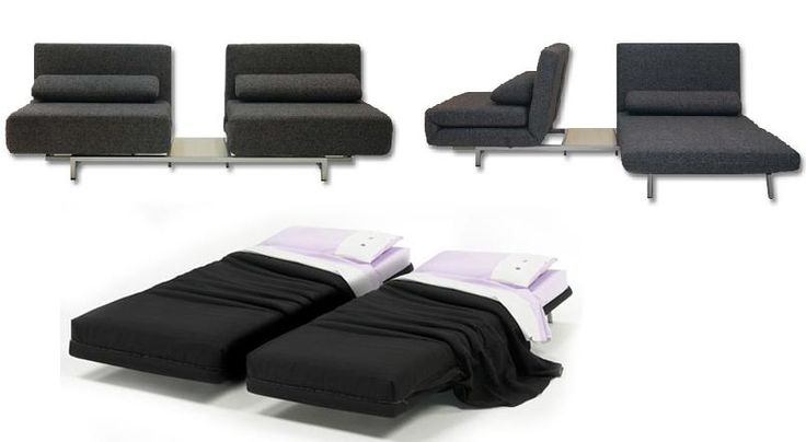 Modern Sofa beds, sleeper sofas and futon Toronto, Mississauga by La Vie Furniture