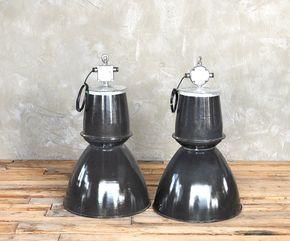 LAMPADE INDUSTRIALI 1 Vintage Illuminazione interior design recupero SESTINI E CORTI SHOP ONLINE