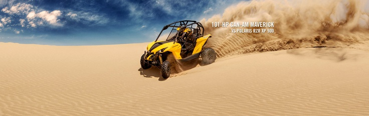 2014 Can Am Line Up has arrived!