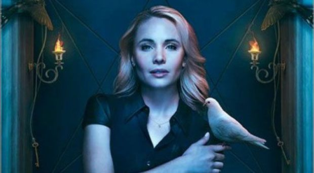 """The Originals character poster and symbols of Camille """"Cami"""" O'Connell, played by Leah Pipes! The Originals sexy resident psychologist and bar tender, Cami O(...)"""