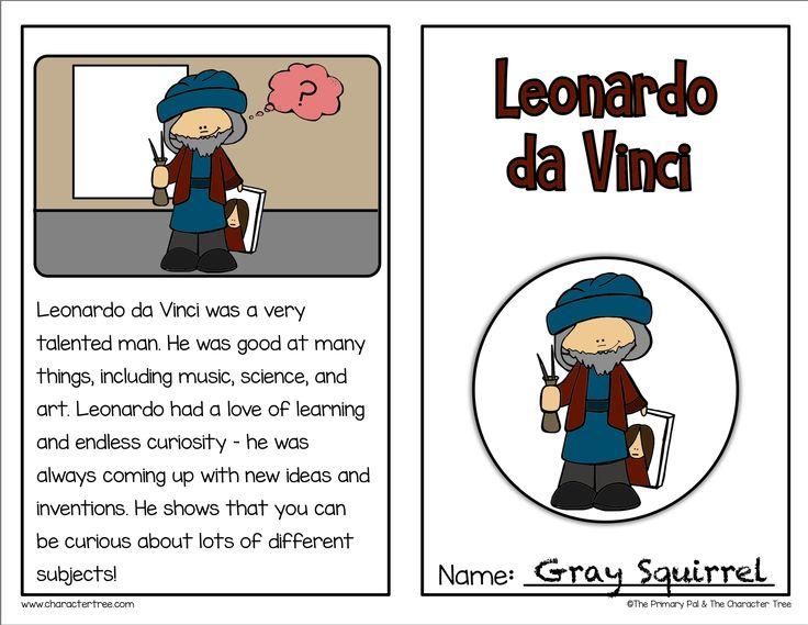 Leonardo da Vinci in 2020 Social emotional learning