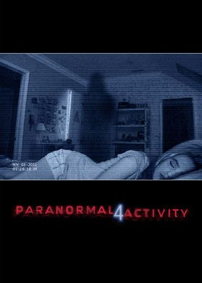 Paranormal Activity 4 (2012) - Picking up five years after the bloody events of Paranormal Activity 3, its chilling successor relates a new wave of mysterious suburban horrors.
