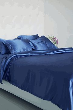 duvet cover kumi kookoon charmeuse silk queen - Blair Waldorf Schlafzimmer Dekor