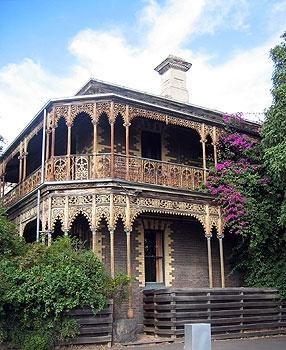 Milton Hall - North Melbourne