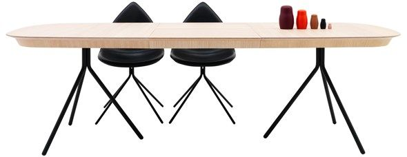 Modern extendable dining tables - Quality from BoConcept