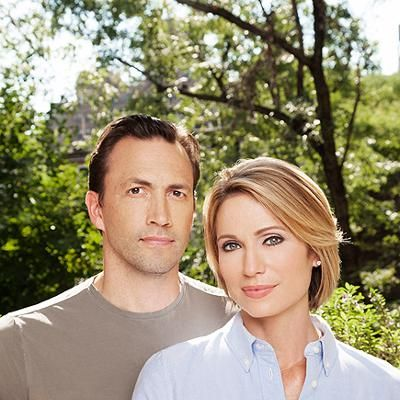 Hot: Amy Robach and Andrew Shue: Cancer Nearly Destroyed Our Marriage