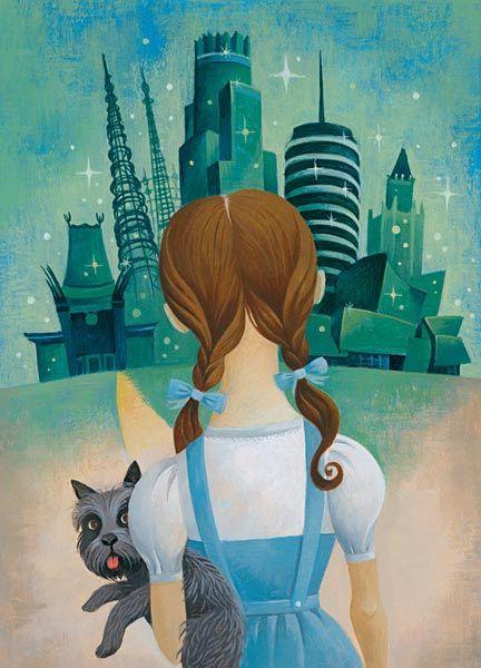 Wizard of Oz Art