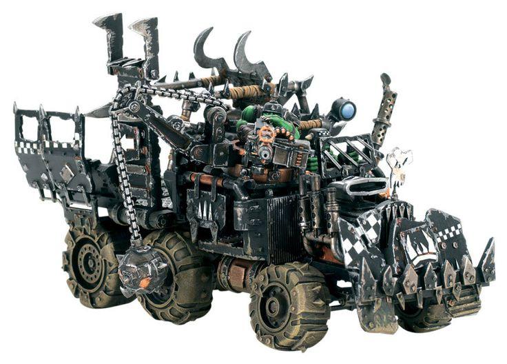 Ork Trukk | Games Workshop