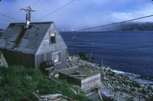 The Diomede Islands - Worlds Apart - Russia and Alaska and only 2 1/2 miles apart.