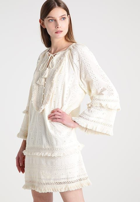 ABIGAIL - Sukienka letnia - ecru