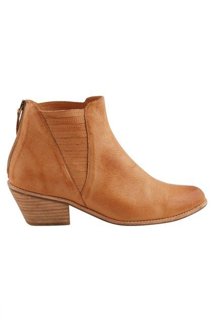 Django & Juliette Elano Ankle Boot - Womens Heels - Birdsnest Online Store