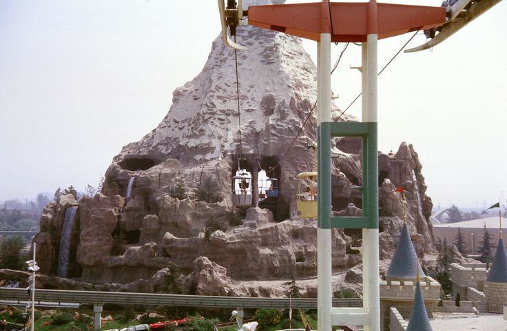 Disneyland Skyway. 20 Disneyland Closed Rides and Attractions