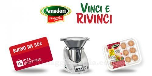 BuoniSconto: #Amadori #Vinci e #Rivinci: buoni spesa e Bimby TM5 (link: http://ift.tt/2dB8JE5 )