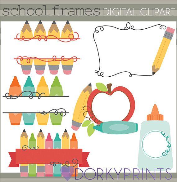 Al Clipart de escuela-personales y uso comercial limitada