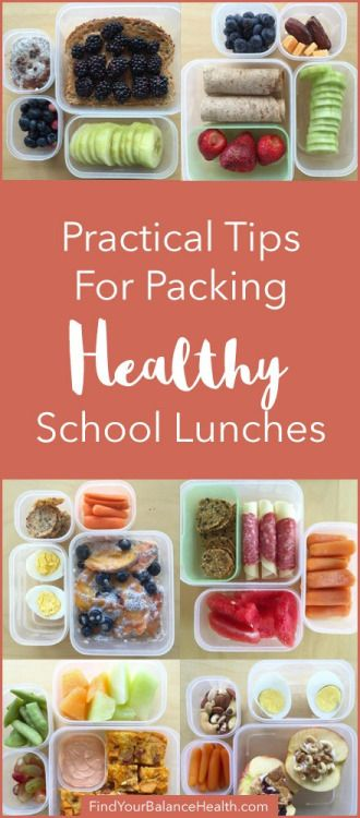 Ep16: Packing Healthy School Lunches  Rocking a Food... Blog Ep16 Food Healthy Lunches Packing Rocking School
