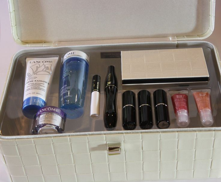 Rare and Discontinued Makeup Carry-all by Lancome on Etsy