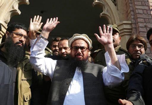 Pak court orders release of Mumbai attack mastermind Hafiz Saeed - Times of India #757Live