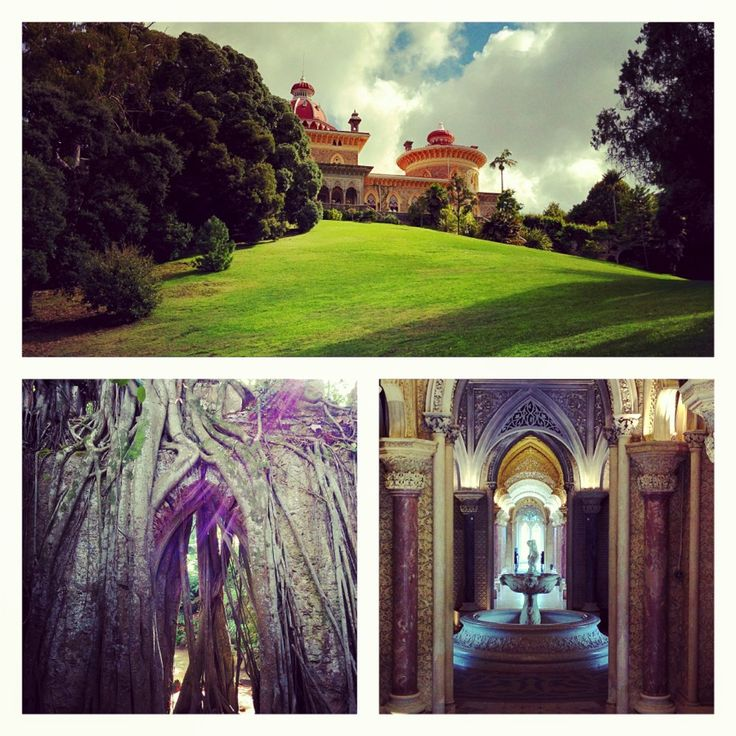 Sintra - Monserrate Palace and garden