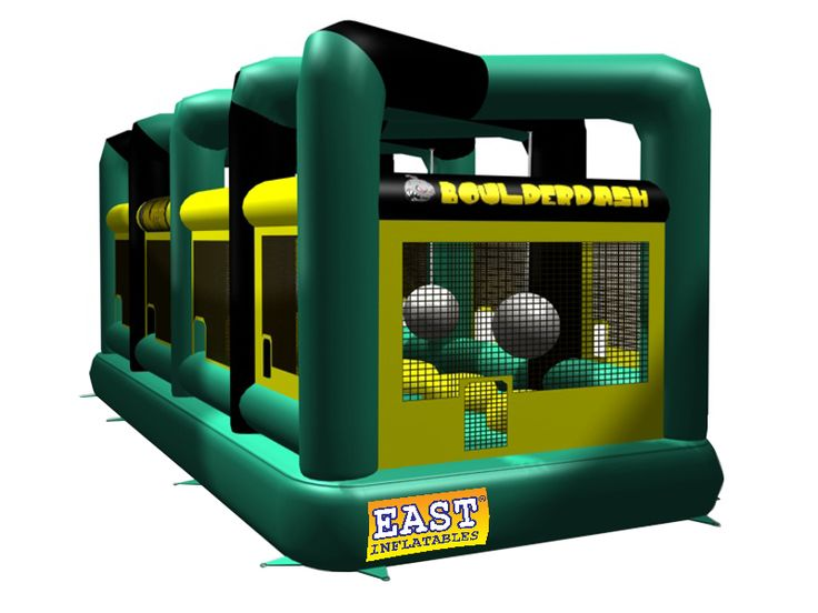 Buy cheap and high-quality Inflatable Boulder Dash Game. On this product details page, you can find best and discount Inflatable Games for sale in 365inflatable.com.au