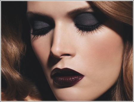 life, light and party.: Make-up inspiration : Chanel: Face, Make Up, Style, Makeup, Lips, Beauty, Hair, Dark Lip, Eyes
