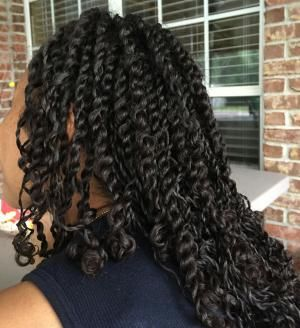 Everything You Wanted to Know About Twists (Two-Strand Twists): A set of mini two-strand twists