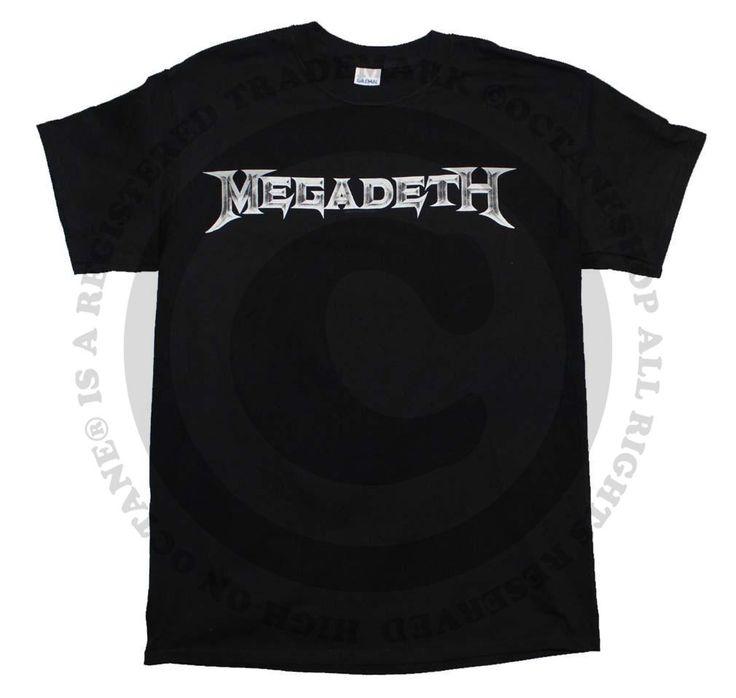 Megadeth Logo T-Shirt