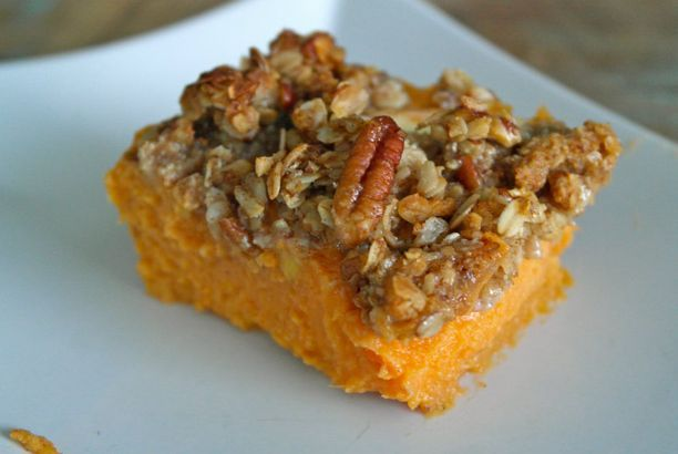 Clean Eats: Sweet Potato Soufflé