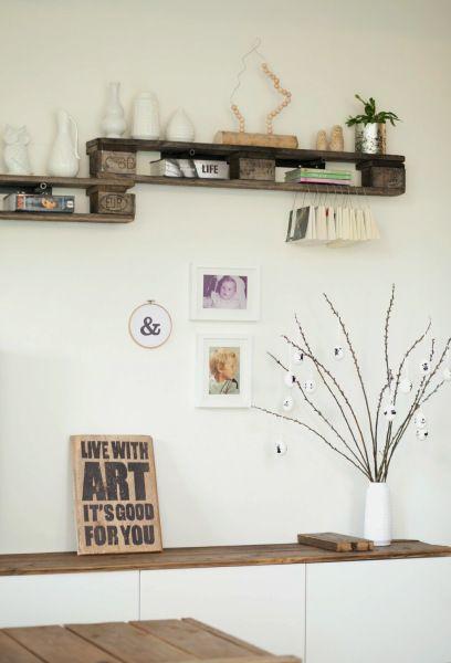 1000 ideas about muebles hechos con tarimas on pinterest - Muebles hechos de palets ...