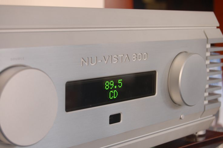 Musical Fidelity Nu-Vista 800 2x 300w rms integrated amplifier with nuvistor tubes.