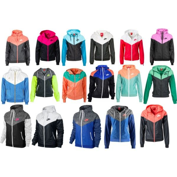 A fashion look from March 2015 featuring NIKE jackets, NIKE und NIKE activewear jackets. Browse and shop related looks.