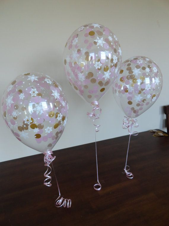 Pink Cup Cakes And Balloons Birthday St