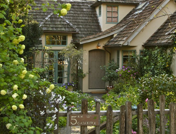 Fairy Tale Cottages Of Carmel By The Sea I Just Want To Live Among ALL These Houses Love California