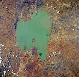 Het Tanameer is het grootste meer (3000km²) van Ethiopië en het hoogst gelegen meer (1800m) van heel Afrika. Het is ook de bron van de blauwe Nijl.