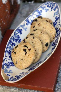 Cornmeal Cookies (Zaletti) | Recipe
