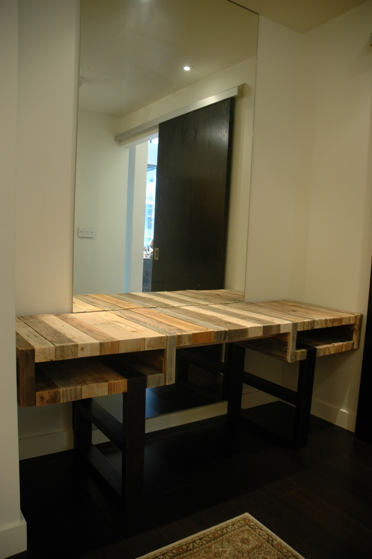 HALL | SPASSOV: The Pallet Desk