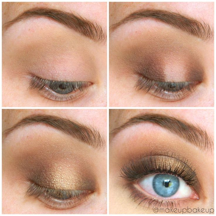 eye feat. Too Faced's Natural Eye Palette. Makeup, neutral makeup ...