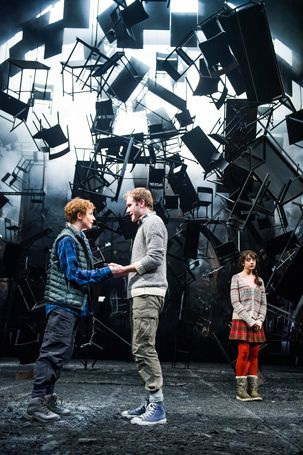 As You Like It review at the Olivier, National Theatre – 'radiates'