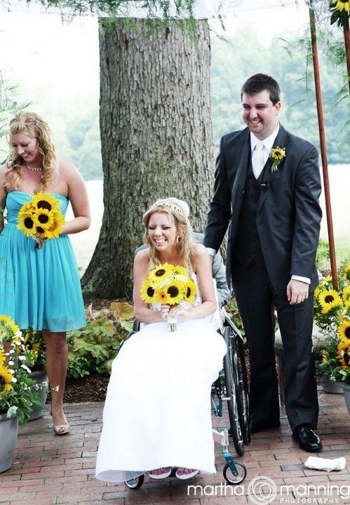 Rachelle Friedman, Bride Paralyzed Month Before Wedding, Shares Inspiring Advice On Staying Strong